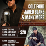 Colt Ford Graphic