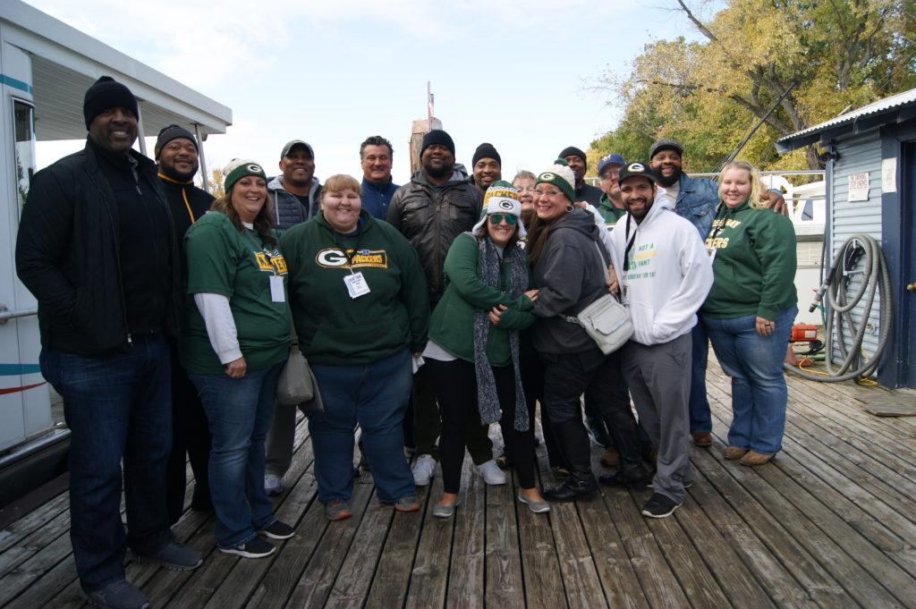 2018 Boat Tour